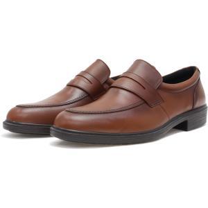 MOONSTAR  ビジネスシューズ 29cm 30cm 軽量 日本製 革靴 メンズ 大きいサイズ SPH4942 BROWN (ブラウン)|kutsunohikari