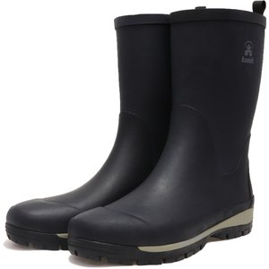 KAMIK 雨靴 レインブーツ 30cm 31cm LARS メンズ 大きいサイズ1600486-190|kutsunohikari