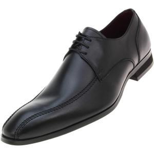 HIROMICHI NAKANO(ヒロミチ ナカノ)ビジネスシューズ ロングノーズ スワールトウ 458H 日本製 458HADEB BLA 28cm 458H 大きいサイズ メンズ 靴|kutsunohikari