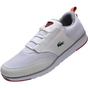 LACOSTE(ラコステ)L.IGHT 217 1 SPM1024-001 WHT 31cm ライト 217 1 大きいサイズ メンズ 靴 kutsunohikari