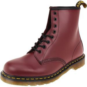ドクターマーチン 8 ホールブーツ スムース 30cm DR. MARTENS 1460 (10072600) CHERRY RED ブーツ ビッグサイズ 大きいサイズ メンズ 靴|kutsunohikari