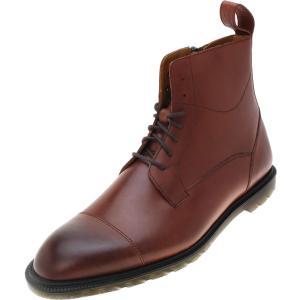 ドクターマーチン リファインド ヘンリー ウインチェスター 7 アイ ジップ ブーツ 31cm DR. MARTENS 21422228 OAK ブーツ ビッグサイズ 大きいサイズ メンズ 靴|kutsunohikari