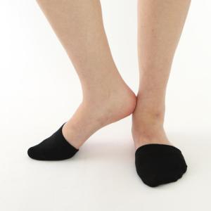 レディース 靴下 靴下屋 デオドラントベタつま先カバーソックス タビオ|kutsusitaya|03