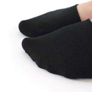 レディース 靴下 靴下屋 デオドラントベタつま先カバーソックス タビオ|kutsusitaya|06