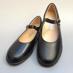 【ST2187L寸】ワンストラップ 学生靴 フォーマル/柔らかい/履きやすい/日本製 【STEP UP KIDS ステップアップキッズ】/21.5-25.0cm|kutunokingdo
