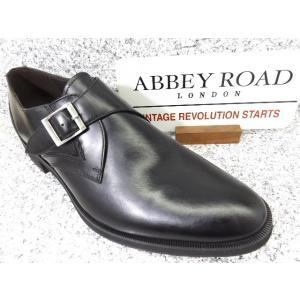 ABBEY ROAD アビイロード AB1203 ブラック│ メンズ 革靴 ビジネスシューズ 24.5cm-27.5cm|kutuya