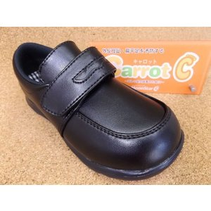 ムーンスター MoonStar Carrot キャロット CR-C2092 ブラック (12172536)│男児/女児 14.0cm〜21.0cm|kutuya