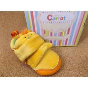 ムーンスター MoonStar Carrot キャロット CR-F003 オレンジ (12114203)│幼児/ベビー 11.0cm〜12.5cm|kutuya