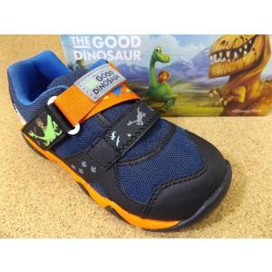 ディズニー ザ・グッドダイナソー/The Good Dinosaur DN-C1181 ネイビー (12176105)│男児 15.0cm〜19.0cm 閉店セール|kutuya
