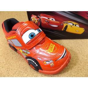 ディズニー カーズ2/Cars2 DN-C1200 レッド (12177402)│男児 14.0cm〜19.0cm|kutuya