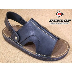 ダンロップ DUNLOP コンフォートサンダル DCS60 ブラック│紳士 24.0cm〜27.5cm|kutuya