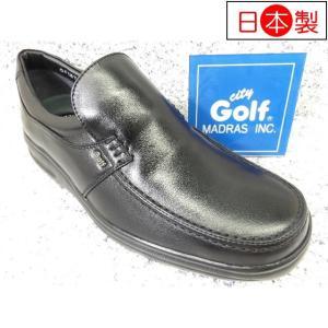 City Golf シティゴルフ GF187 ブラック│紳士 24.0cm〜27.0cm|kutuya