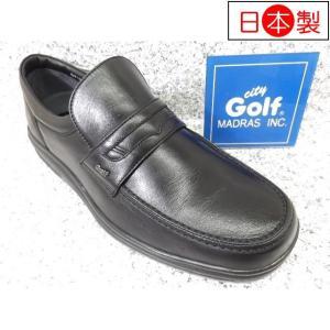 City Golf シティゴルフ GF188 ブラック│紳士 24.0cm〜27.0cm 閉店セール kutuya