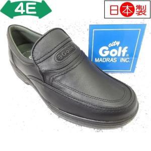 City Golf シティゴルフ GF5001 ブラック│紳士 23.5cm〜27.0cm kutuya