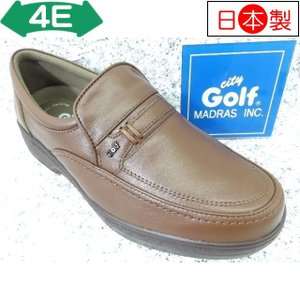 City Golf シティゴルフ GF5002 ブラウン│紳士 23.5cm〜27.0cm kutuya