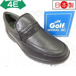 City Golf シティゴルフ GF5003 ブラック│紳士 23.5cm〜27.0cm kutuya