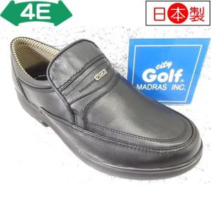 City Golf シティゴルフ GF5005 ブラック│紳士 23.5cm〜27.0cm|kutuya