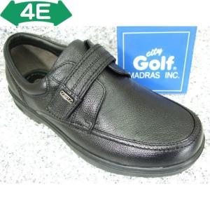 City Golf シティゴルフ GF904 ブラック│紳士 24.0cm〜27.0cm kutuya