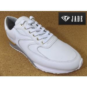 JADE ジェイド JD501 ホワイト│紳士 24.5cm〜28.0cm kutuya