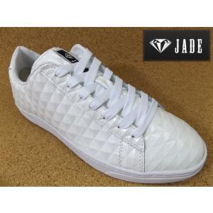 JADE ジェイド JD7106 ホワイト│紳士 24.5cm〜28.0cm|kutuya