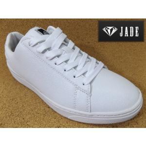 JADE ジェイド JD7107 ホワイト│紳士 24.5cm〜28.0cm|kutuya