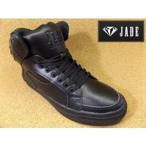 JADE ジェイド JD7207 ブラック│紳士 24.5cm〜28.0cm|kutuya