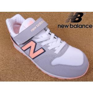 ニューバランス new balance KV996-PCY ピンク/グレー│ 子供ブランドスニーカー 17.0cm-24.0cm|kutuya