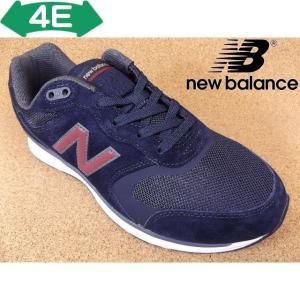 ニューバランス new balance MW880-NV4(4E) ネイビー/レッド│ メンズ 本格ウォーキングシューズ 24.0cm-30.0cm|kutuya