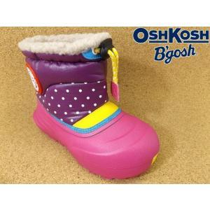 オシュコシュビゴッシュ OSHKOSH B'GOSH OSK-WC141 ピンク (13510564)│女児 16.0cm〜19.0cm|kutuya