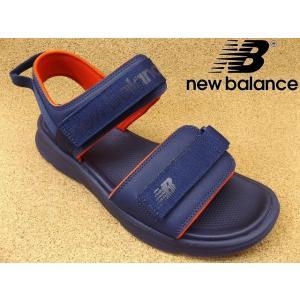ニューバランス new balance SDL250-NV ネイビー│ メンズ サンダル 22.0cm-30.0cm|kutuya