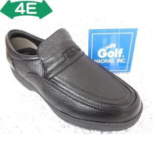 City Golf シティゴルフ SPGF6502 ブラック│ メンズ 革靴 ビジネスシューズ 24.0cm-27.0cm|kutuya