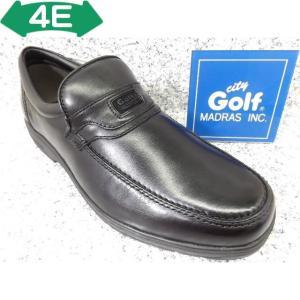 City Golf シティゴルフ SPGF905A ブラック│紳士 24.0cm〜27.0cm|kutuya
