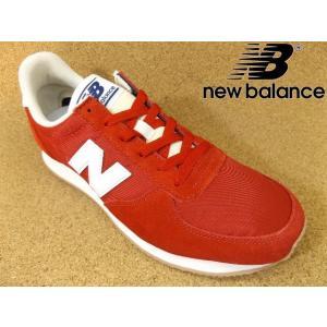 ニューバランス new balance U220-RD(D) レーサーレッド/ホワイト│紳士 22.0cm〜30.0cm|kutuya