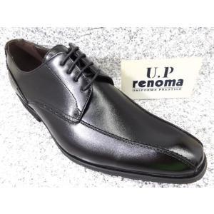 renoma U.Pレノマ U3600 ブラック│紳士 24.5cm〜27.5cm|kutuya