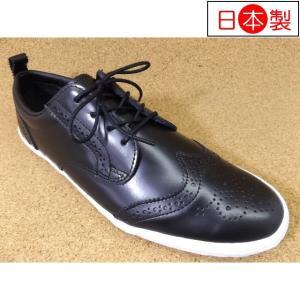 WIMBLEDON ウインブルドン WB006 ブラック (KF20202)│紳士 24.5cm〜28.0cm|kutuya