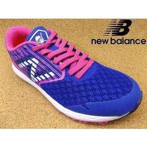ニューバランス new balance ハンゾー HANZO-J-YOUTH-P2 パープル/ブルー│ 子供ブランドスニーカー 17.0cm-25.0cm|kutuya