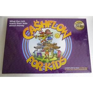 「CASHFLOW for KIDS」キャッシュフロー・フォー・キッズ 英語版  ・「金持ち父さん貧...