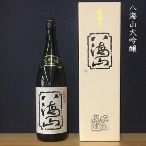 八海山 大吟醸 八海醸造 日本酒 1.8L 八海山 最高峰 お酒|kuwaharasyoten