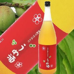 八海山梅酒 1800ml 八海山 焼酎 で醸した人気の梅酒|kuwaharasyoten