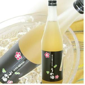 八海山梅酒 720ml 八海山 日本酒 で醸した人気の梅酒|kuwaharasyoten