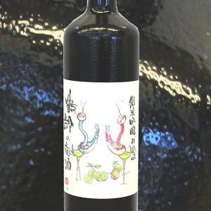 鶴齢 梅酒 純米吟醸 日本酒仕込み 720ml 鶴齢 日本酒 で醸した梅酒|kuwaharasyoten