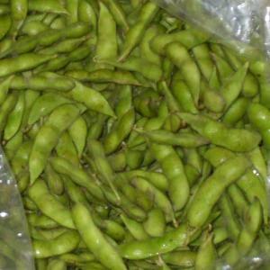 茶豆 枝豆 だだ茶豆 晩成型 あまちゃ豆 2kg(朝採り 茶豆)75202|kuwaharasyoten