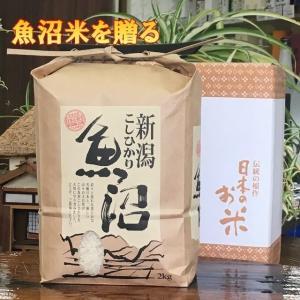 米 10kg 魚沼産 コシヒカリ 送料無料 内祝い お祝い お返し 1等米 30年 新米 ギフト箱入|kuwaharasyoten