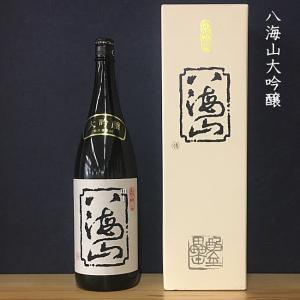 八海山 大吟醸 日本酒 720ml 八海山 シリーズ 最高峰(ギフト箱発送箱入り)|kuwaharasyoten