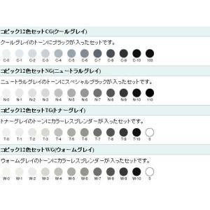 COPIC 定番のコピックセット 12色セット  kuwauchi 03