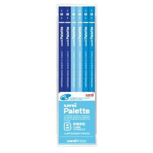 【鉛筆名入れ無料サービス!】 三菱鉛筆 ユニパレットB US1043|kuwauchi