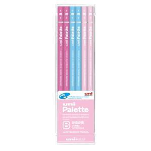 【鉛筆名入れ無料サービス】 三菱鉛筆 ユニパレットB  US1045|kuwauchi