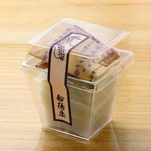 父の日 プレゼント カップくず餅 6切れ×6個入り  和菓子 カップスイーツ 絶品 くずもち 船橋屋 kuzumochi