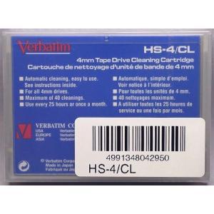 Verbatim バーベイタム DAT/DDS クリーニングカートリッジ(未開封新品)|kwanryudodtcom|02