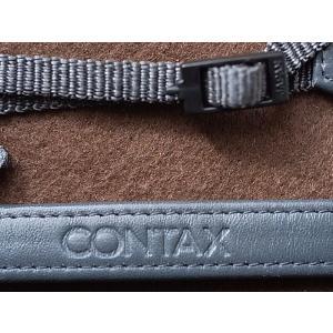 Contax G1・G2用 ストラップ(美品中古)です ・ダークグレイ ・最大幅:約16mmです ・...